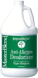 RESPONSIBLE CARE ANTI ALLERGEN DEODORIZER 3.8LTR