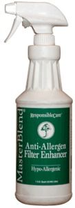 RESPONSIBLE CARE ANTI ALLERGEN FILTER ENHANCER 946ML