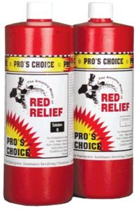 PROS CHOICE RED RELEIF A&B 473ML (2 PACK)
