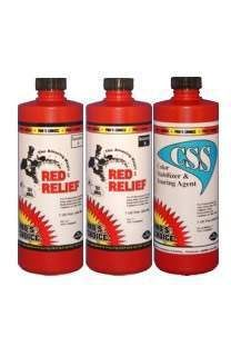 PROS CHOICE RED RELIEF FOR WOOL A&B&C 473ML (3 PACK)