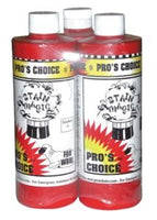 PROS CHOICE STAIN MAGIC FOR WOOL A&B&C 473ML (3 PACK)