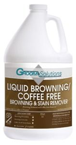 BRIDGEPOINT LIQUID BROWNING / COFFEE FREE 3.8LTR