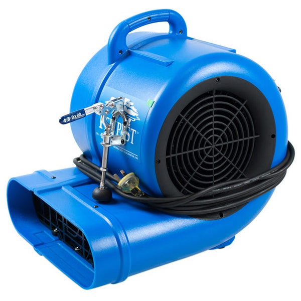 DRY AIR TECHNOLOGY TEMPEST AIRMOVER WITH CLAMP 0.58HP