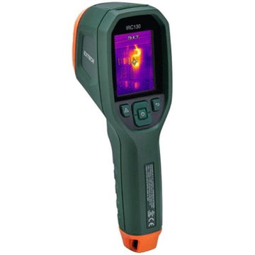 FLIR/EXTECH IRC130 VISUAL/THERMAL IMAGING CAMERA WITH COAXIAL LASER