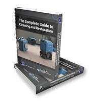 THE NEW COMPLETE GUIDE TO CLEANING & RESTORATION