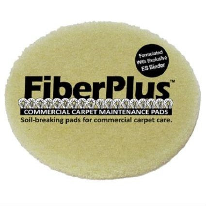 FIBREPLUS PADS 17 inch (BEIGE) BOX OF 5