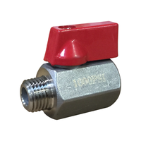 HYDROFORCE HEAVY DUTY BALL VALVE - 1,000 PSI RATING