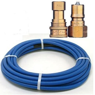 HYDROFORCE PRO 4000 SOLUTION HOSE 7.5MTR WITH PREMIUM QUICK CONNECTS