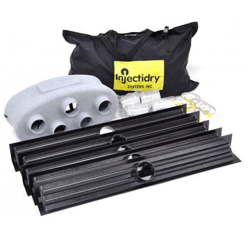 INJECTIDRY SPECIALTY ADAPTER 5 PORT X 4ft WALL VENTS