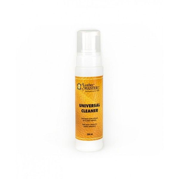 LEATHER MASTER UNIVERSAL CLEANER 200ML (P)