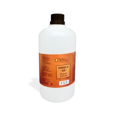 LEATHER MASTER NUBUCK CLEANER 1LTR (N)