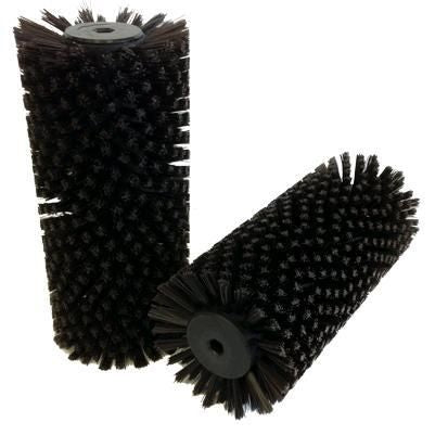 BRUSH PRO CRB 17INCH BRUSH BROWN (STIFF)(SOLD AS EACH, MIN QTY 2)
