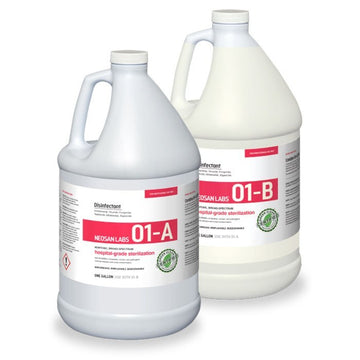 NEOSAN LABS 01 DISINFECTANT 2 x (A&B)