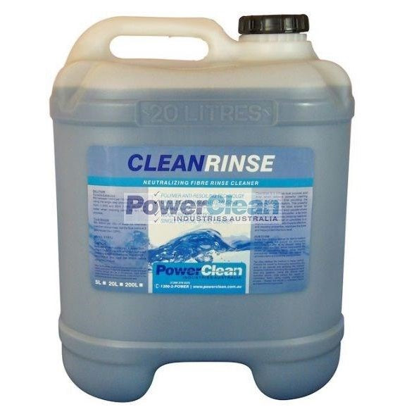 POWERCLEAN CLEANRINSE 20ltr