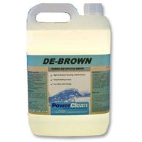 POWERCLEAN DEBROWN 5ltr