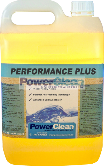 POWERCLEAN PERFORMANCE PLUS 5ltr