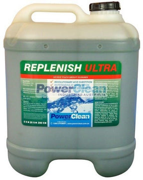 POWERCLEAN REPLENISH ULTRA 20ltr
