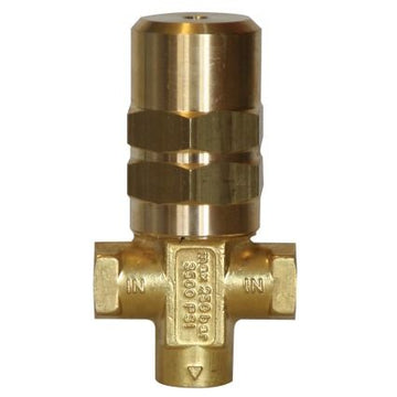 PUMPTEC PRESSURE REGULATOR 200PSI BLUE SPRING