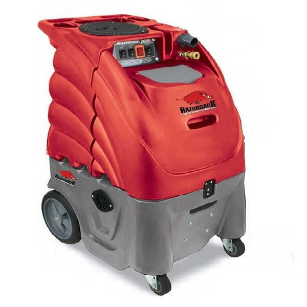 RAZORBACK INDYX 6GAL 200 PSI INSTANT HEAT EXTRACTOR MACHINE ONLY