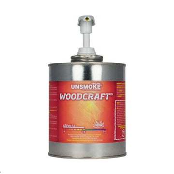 UNSMOKE WOODCRAFT RESTORATION CLEANER CAN