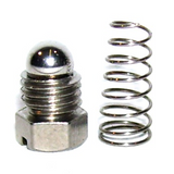 STAINLESS STEEL STUBBY CHECK VALVE  FITS 1/8INCH VEEJETS