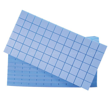 HIGH DENSITY BLUE FOAM BLOCKS (BOX OF 1008)