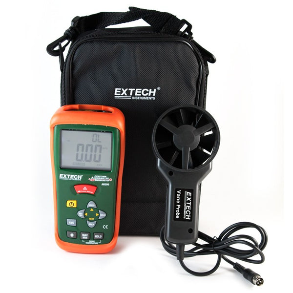 EXTECH AN100 MINI THERMO-ANEMOMETER