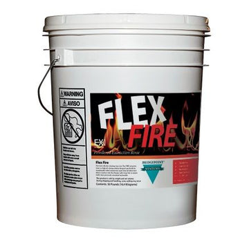 BRIDGEPOINT FLEX FIRE PAIL 16.33 KG