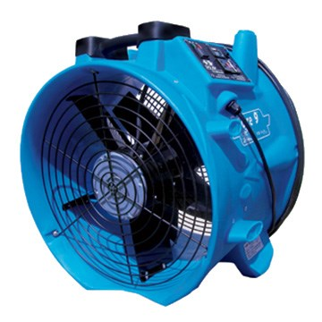 DRY AIR FORCE 9 AXIAL AIRMOVER BLUE WITH STACKING RING 50HZ/220V/AU