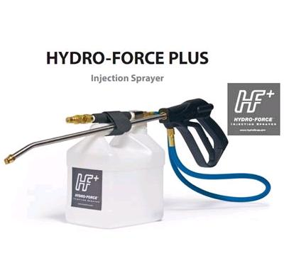 HYDROFORCE PLUS INJECTION SPRAYER