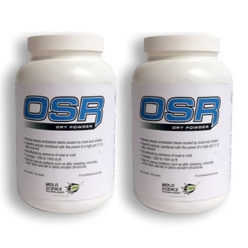 MOLD SCIENCE TECHNOLOGIES OSR DRY POWDER (2 X 800g PACK)