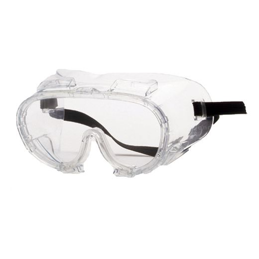 SPLASH GOGGLES WITH INDIRECT VENT AND ANTI‑FOG