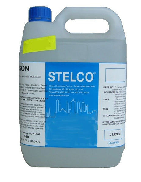 STELCO BLOOD REMOVER 5LTR