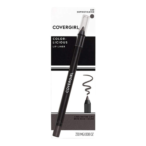 Covergirl Lip Perfection Lip Liner, 220 Sophisticated