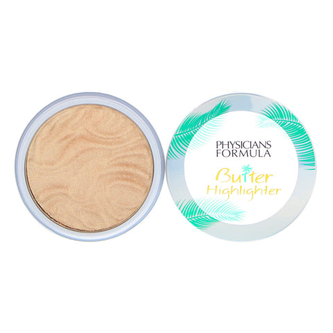 Physicians Formula Butter Highlighter Cream-To-Powder Highlighter, PF10575 Champagne