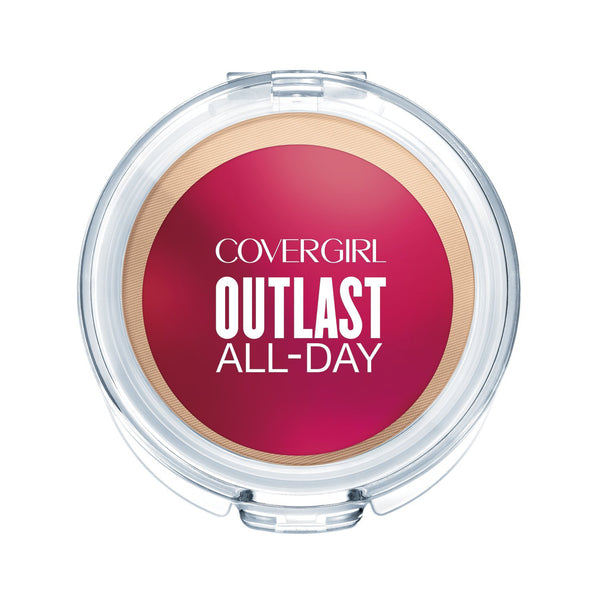 Covergirl Outlast All-Day Matte Finishing Powder, 810 Fair To Light