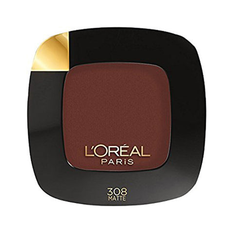 L'Oreal Colour Riche Matte  Eyeshadow 308 Matte-Ison Avenue