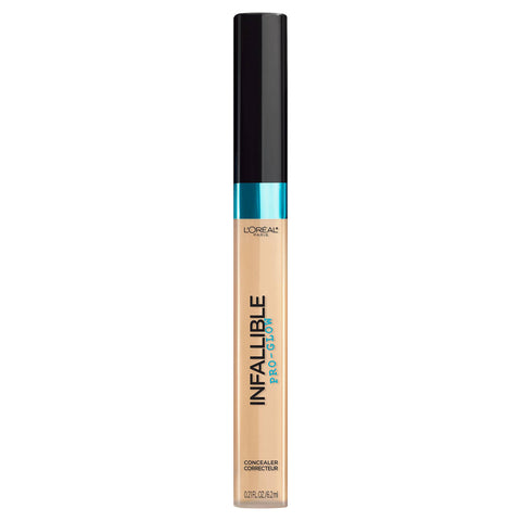 L'Oreal Paris Cosmetics Infallible Pro Glow Concealer, 0.21 Fl. Oz.  02 Creamy Natural