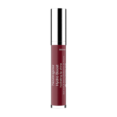 Neutrogena Hydro Boost Hydrating Lip Shine, 70 Velvet Wine