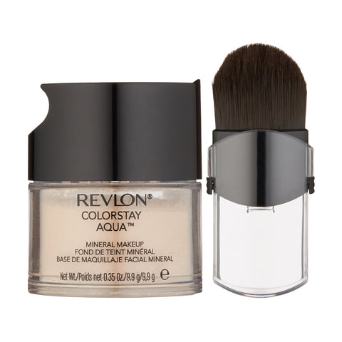 Revlon Colorstay Aqua Mineral Makeup, 060 Medium