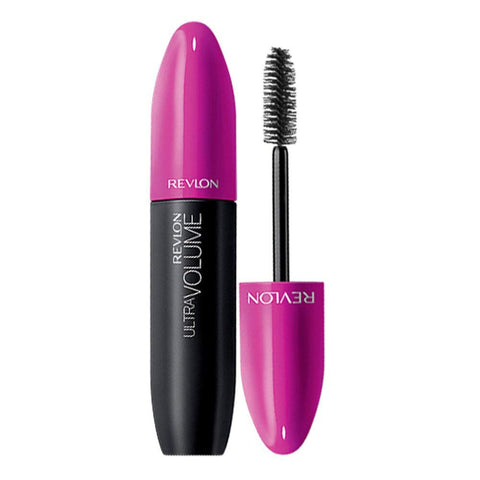 Revlon Ultra Volume Mascara, 001 Blackest Black