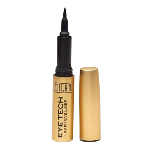 Milani Eye Tech Liquid Eyeliner, 01 Black