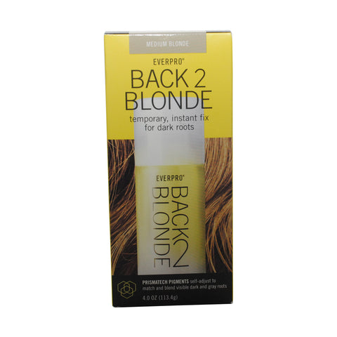 Everpro Back 2 Blonde Temporary, Instant Fix For Dark Roots Medium Blonde
