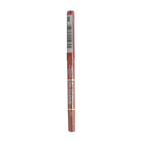 L'Oreal Infallible 6 Hr Never Fail Lip Liner 809 Nude