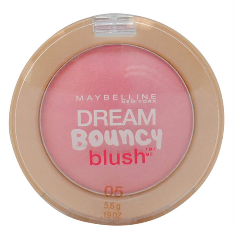 Maybelline New York Dream Bouncy Blush, 0.19 Oz. 05 Fresh Pink