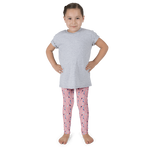 Paddles Kid's Leggings - Seascape Life