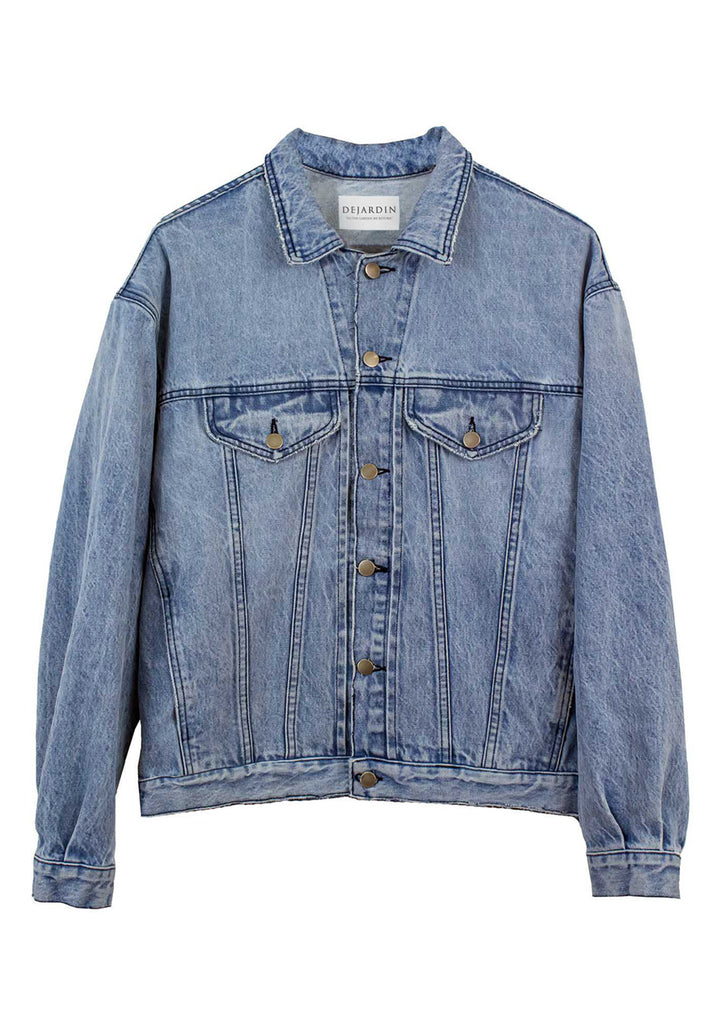 DENIM JACKET | BLUE