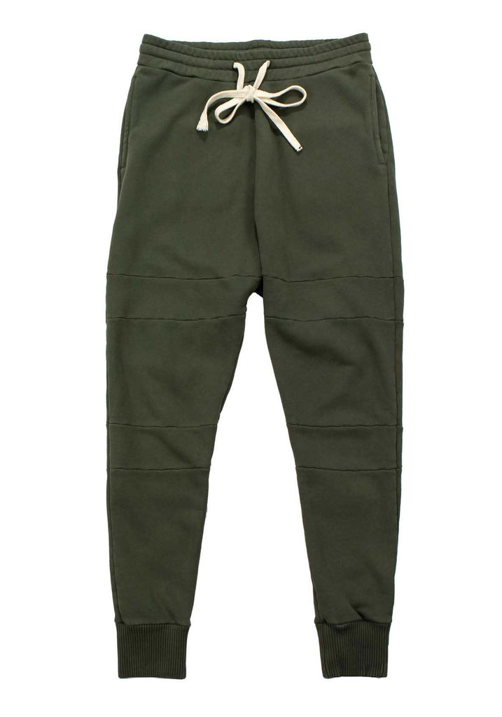HEAVYWEIGHT DROP SWEATPANTS | OLIVE