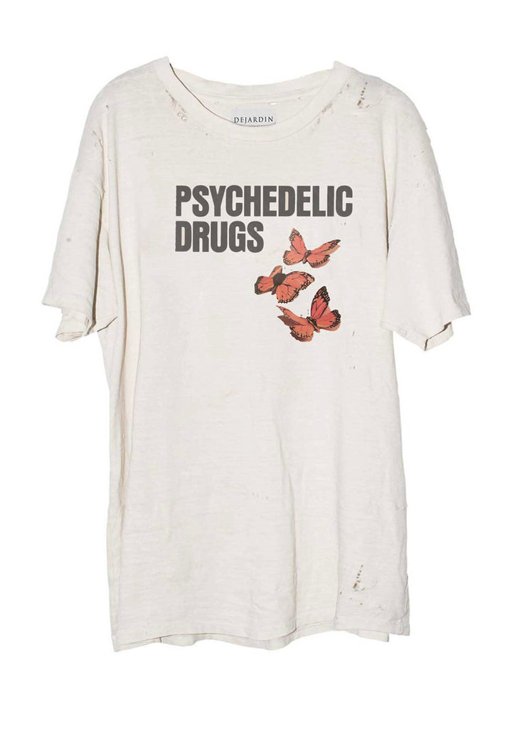 PSYCHEDELICS TEE