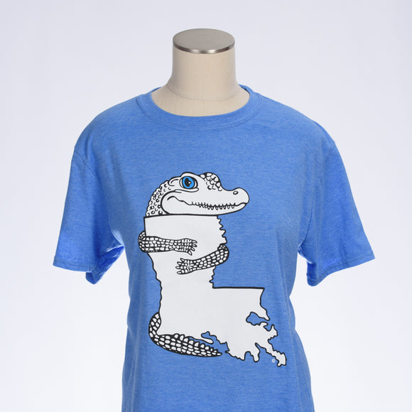 Louisiana Alligator Shirt -